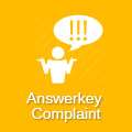 Answerkey Complaint
