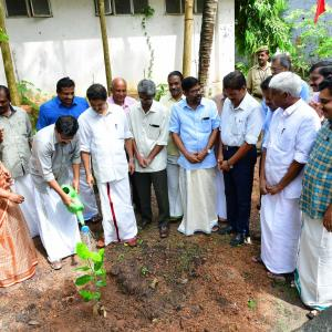 ENVIRONMENT DAY CELEBRATIONS - JUNE 2019